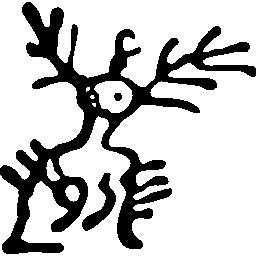 Manitou Petroglyph