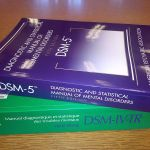 DSM-5 and DSM-IV-TR by F.RdeC, Wikimedia Commons, CC-A-SA 3.0